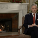 Christmas message of King Philippe
