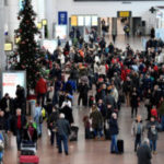 Brussels Airport broke its passenger record