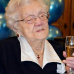 Oldest Brussels resident celebrates her 110 birthday