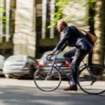 Cycling danger spots in Brussels
