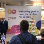 Brussels Airport celebrates its 60th birthday