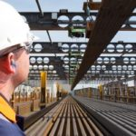 "Belgium's railways will be upgraded with the help of British firm ""British Steel"""