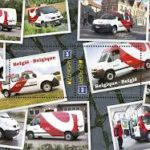 Postage rates will increase in Belgium next year
