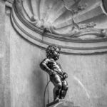 This year Manneken-Pis celebrating its 400th anniversary